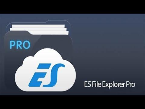 Download ES File Explorer File Manager App for Free