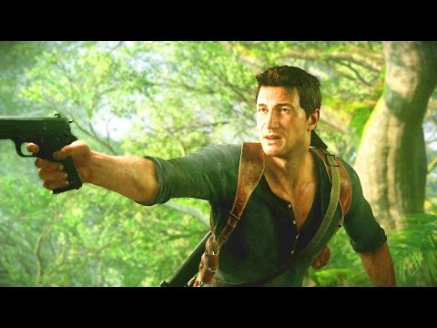 Uncharted Movie Lands in Theaters in June 2016
