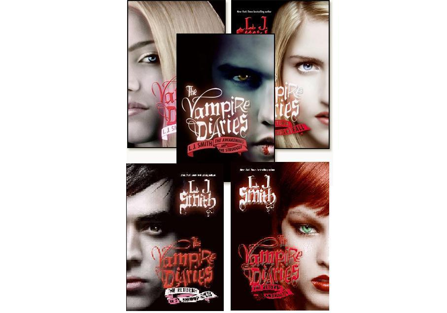 The Vampire Diaries: The Struggle - free-ebookscom