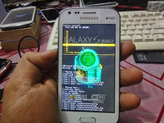 Root Galaxy S Duos (and Install Clockworkmod