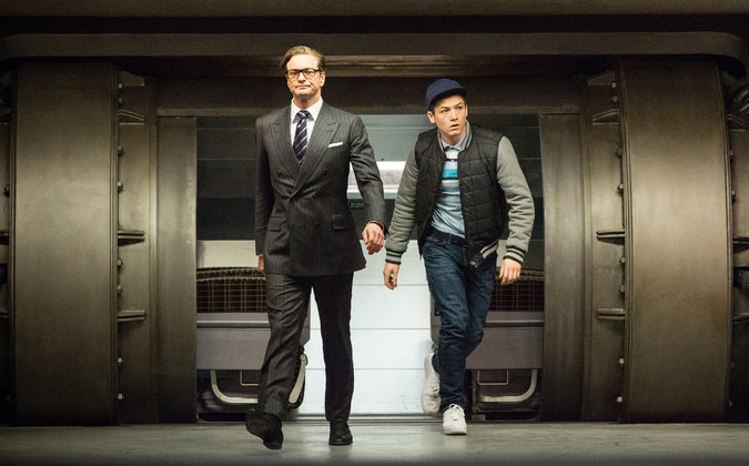 Kingsman: The Secret Service (2014) Online Subtitrat in