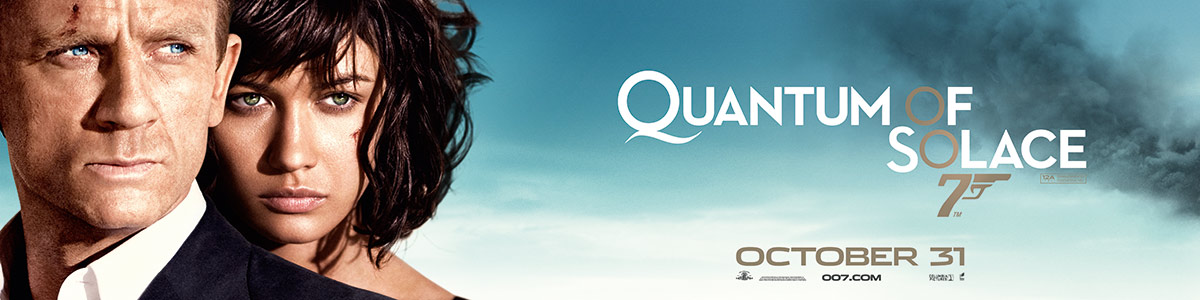 Watch Quantum of Solace Movie Online on MoviesTo