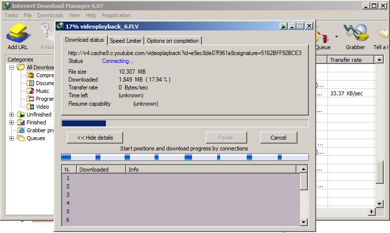 Internet Download Manager - JalanTikuscom