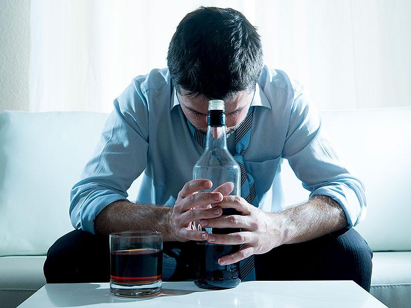 Депрессия после алкоголя - apatiinet