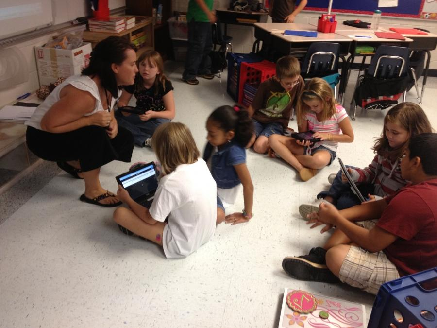 Technology in the Classroom: The School of the Future