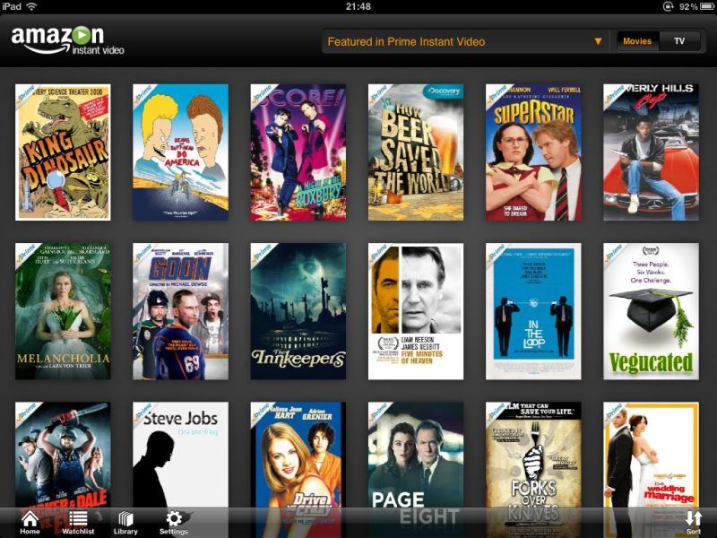 Download and Store Feature - 2010210 - Vudu - Watch