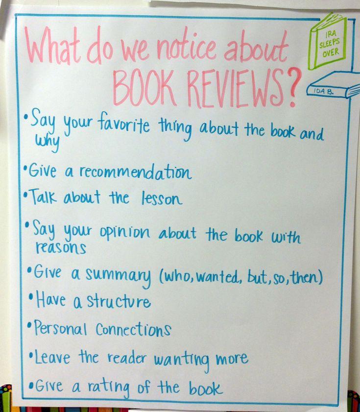 How to do a book summary