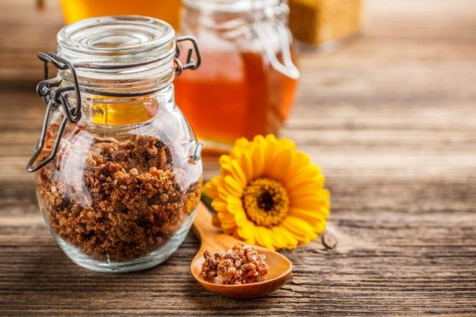 Народные средства от импотенции из меда