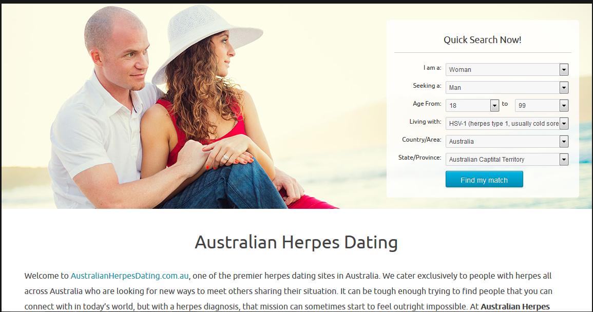 Best australian herpes dating site