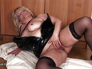 Fetish mature photo sex stocking