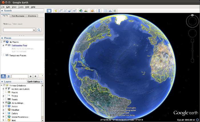 Anleitung google earth
