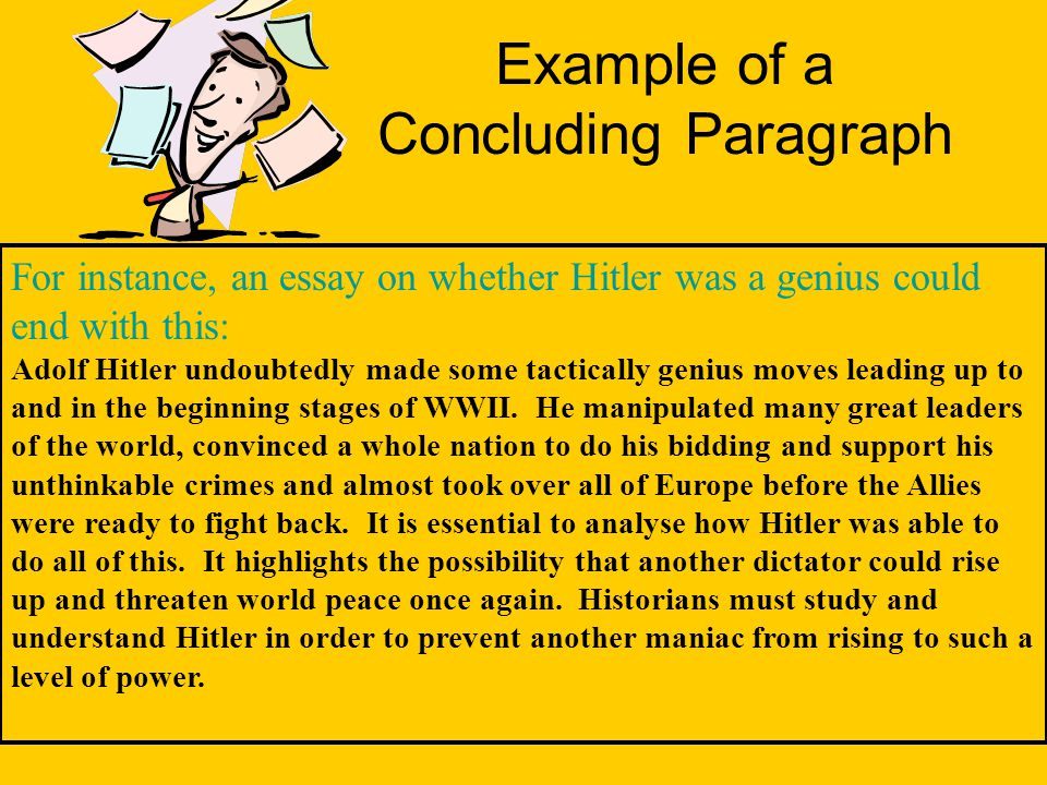 Write my history essay examples