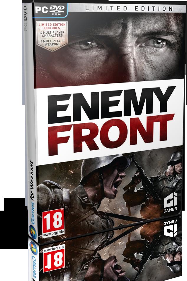 Enemy Front Multi5 torrent Download - SnowTorrent
