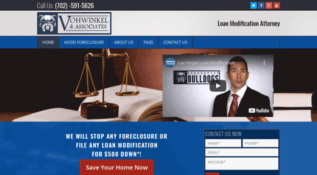 Las vegas loan modification attorney
