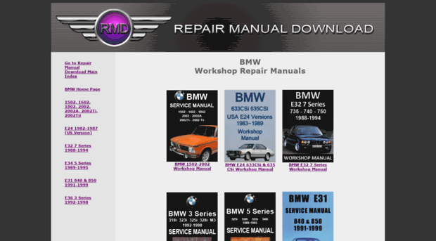 Owners Overview - BMW North America