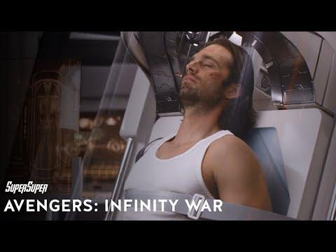 Avengers: Infinity War (2018) Hindi Dubbed DVDRip Full