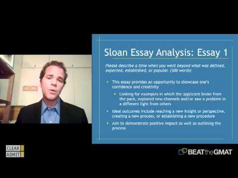 Oxford MBA 2014/15 Class Application Essays - Adam