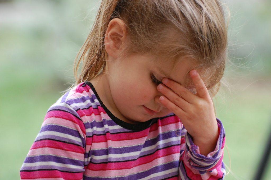 У ребенка болит голова по ночам