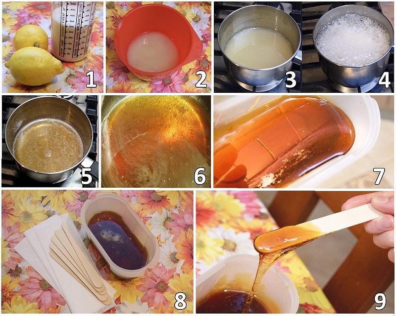 Как сделать крем для депиляции в дом условиях