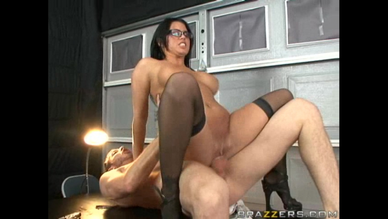 Young boy and milf