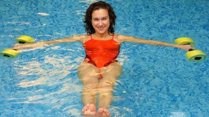 Как похудеть быстро в бассейне