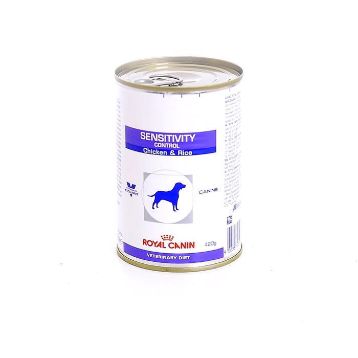 Корм royal canin sensitivity control консервы