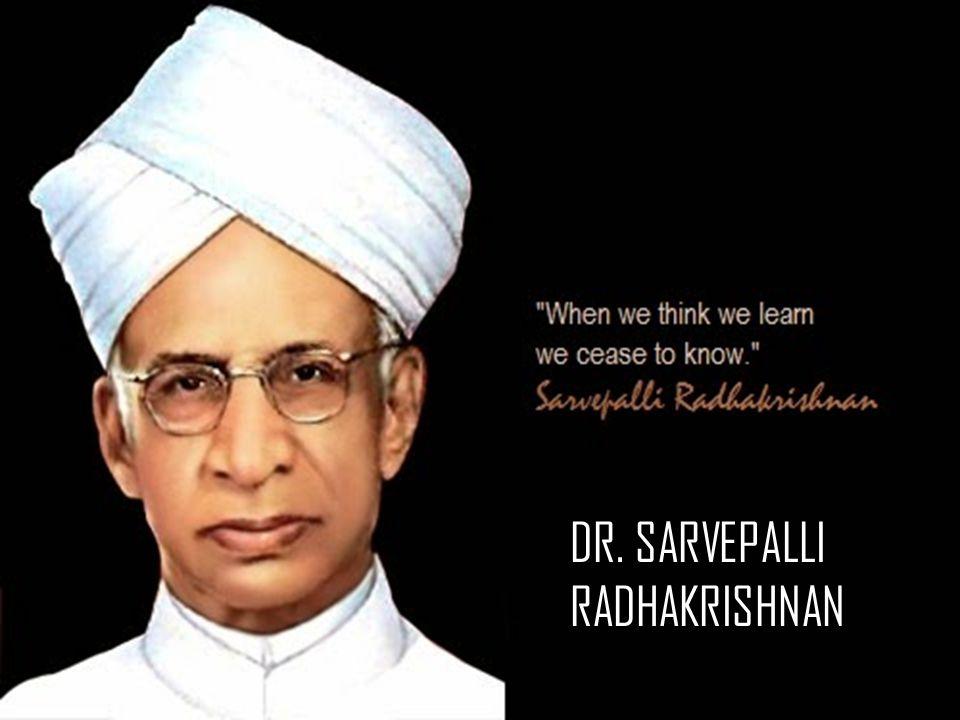 sarvepalli radhakrishnan biography in hindi