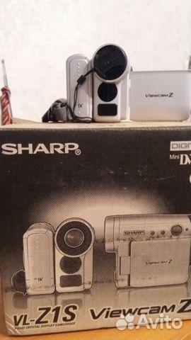Sharp Viewcam Z VL-Z950S handleiding