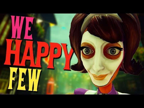 HAPPY FEW movie trailer - YouTube