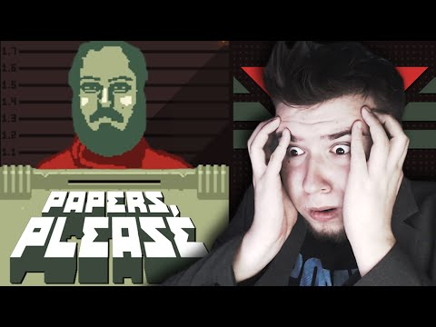 Papers, Please Short Film Is Pretty Much Perfect