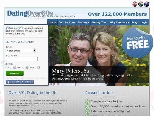 Best free over 50 dating sites