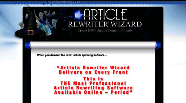 Buy article rewriters