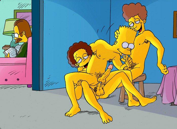Смотреть порно симпсоны мультфильмы онлайн бесплатно