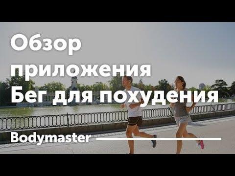 Программа бега для похудения план на каждый