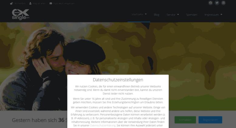 Kostenlose partnersuche ohne registrieren