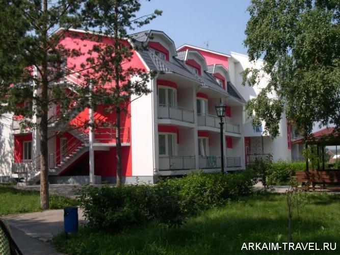 Пансионаты и санатории в башкирии