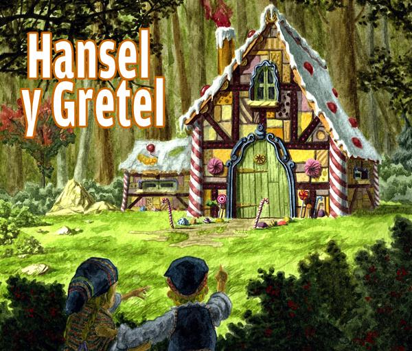 Libro hansel y gretel editorial