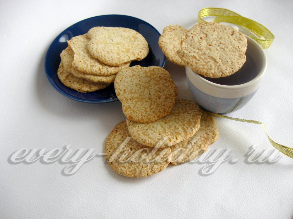 Быстрые и легкие печенья рецепт