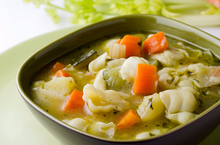 Сельдереевый суп для похудения - Меню Отзывы