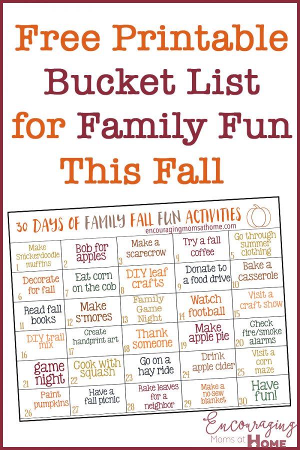 Dating divas fall bucket list