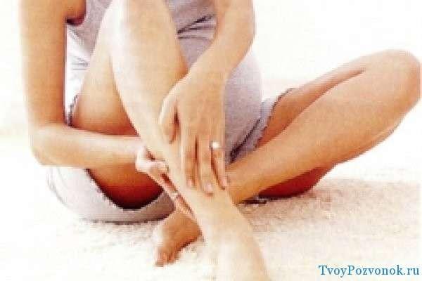 По ночам болят ноги у ребенка - Детская хирургия