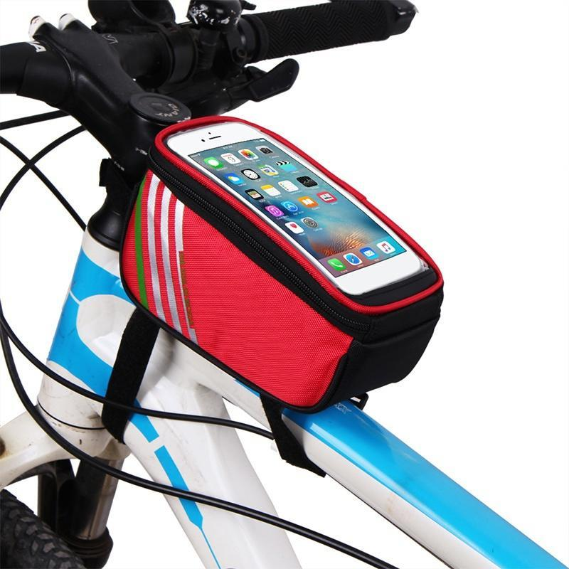 Сумка для велосипеда на раму на алиэкспресс
