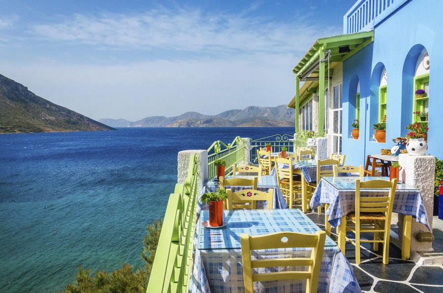 Апартаменты в Хиос на берегу моря