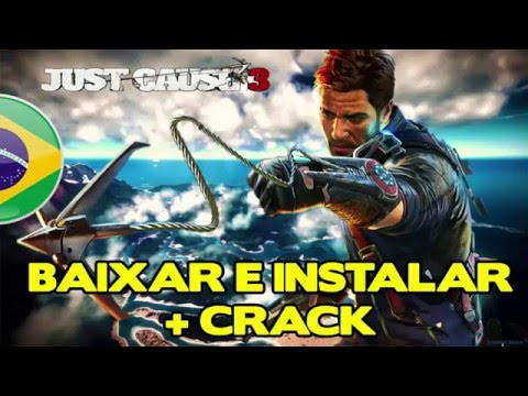 Just Cause 3 Crack CPY Free Download - License key