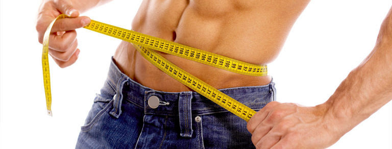 Как похудеть для мужчины быстро