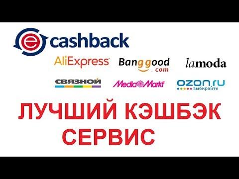 Кэшбэк сервис покупки в интернете