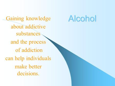 A Winning Essay Sample On Harmful Effects Of Alcoholism