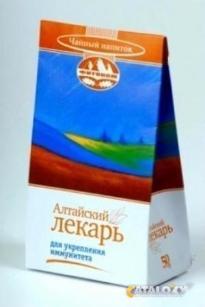 Алтайский чай для похудения 3