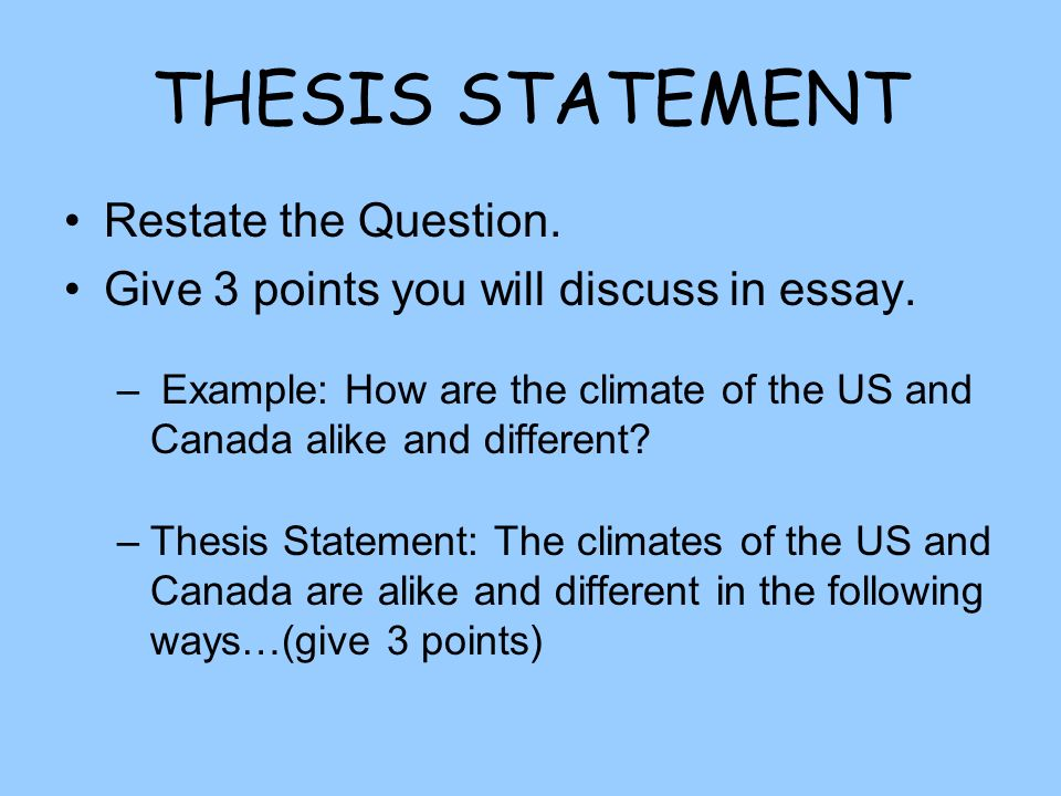 Write my theme thesis statement