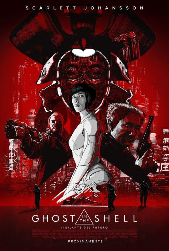 Ghost in the Shell: The New Movie- film en streaming vf